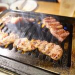 焼肉ホルモンブンゴ - じゅーじゅー