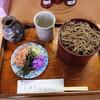 伯蕎庵 しばた - 料理写真:割子蕎麦