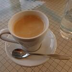 cafe maru2tasu - ホットコーヒー