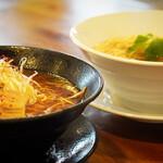 麺彩キッチン あひる食堂 -