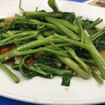 タイ屋台 999 - 空芯菜