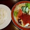 ツモロー - 料理写真:イタリアンハンバーグ
