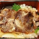 千乃房 - すき焼き用のお肉が一枚