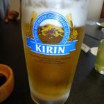 14264968 - まずはビール