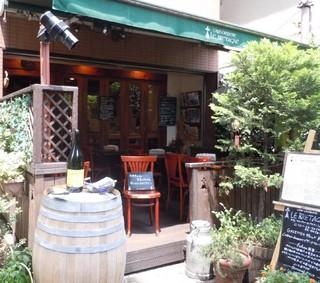 ル・ブルターニュ 神楽坂店 - 開店15分前に到着