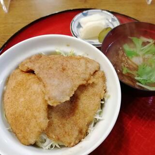 和風レストラン 松竹 - 料理写真:かつ丼ロース(ごはん少な目)