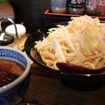 三田製麺所 - 濃厚魚介味噌つけ麺