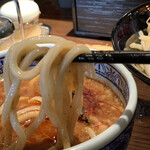 三田製麺所 - ツルシコ麺