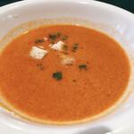 キッチン カントリー - セットのスープ
