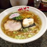 らーめんの駅 - 昔風ラーメン