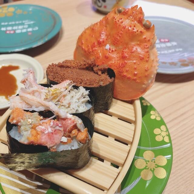 もりもり 寿司 調布