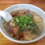 みすず - 料理写真:醤油ラーメン(セット)2020.12.13