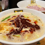 濃菜麺 井の庄 -