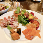 The French Kitchen - ガスパチョが◉