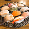 港寿司 - 料理写真:特上は10貫