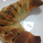 パン屋航路 - 枝豆とベーコン