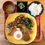 御殿場高原 時之栖 - 料理写真:朝食