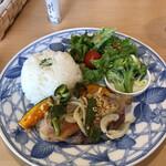 手づくりカフェ マニマニ - 料理写真: