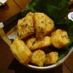 蔵くら - 山芋のフライ