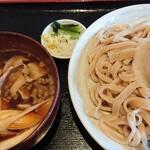 手打ちうどん 和 - 肉汁うどん(並盛400g)¥750