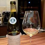 蒼 - バタール・モンラッシェ グラン・クリュ 世界最高峰の白ワインの作り手によるもの 今宵は夢の様な世界が展開してます! ありがとうございます<(_ _)>