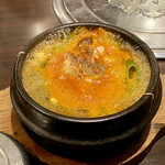 トンテジ - ユッケシャン定食