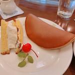 文明堂茶館 ル・カフェ -