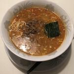 ジャスミン亭 - 坦々麺