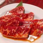 焼肉 芝浦 - ハラミ