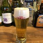 142678664 - 生ビールはアサヒスーパードライ