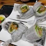 MONO9LO - ・「食べ比べセット×2(各¥690)」