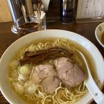 中華そば さとう - 料理写真:僕の好みのタイプです❤️