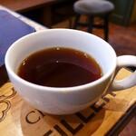 グランカルロス96 - コーヒー