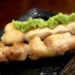 金魚屋 - 串焼き -もも-(130円) -ささみ-(130円)