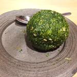 鮨・酒・肴 杉玉 - 杉玉ポテトサラダ