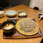 Bakuzambou - 鴨しるせいろ(温つけ汁)