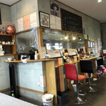 Noodle shop Yan - 店内