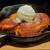 自家焙煎珈琲みじんこ - 料理写真:鉄板フレンチトースト