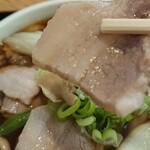 142703622 - 豚きのこそば ¥1130