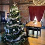 創作イタリアン 丹治 - クリスマスツリー最高に綺麗