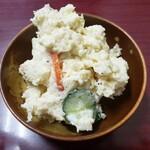 萬太郎 - ポテトサラダ