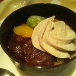ドトールコーヒーショップ - ほうじ茶プリン  2012/08