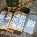 142710571 - すや本店『栗きんとん 6個入』 1,609円(税込)