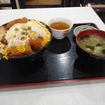 よし味食堂 - かつ丼 900円