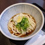 香川 一福 - 『ぶっかけうどん(冷)』750円