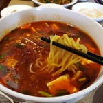 蜀王府 - マーボー麺