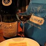 エシレ・メゾン デュ ブール - ワインは、シャブリ・ラ・シャンフルール (Chablis La Chanfleure) / ルイ・ラトゥール