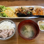 みやもと - 日替りは麻婆豆腐