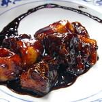 蘭蘭 - 北京黒酢酢豚