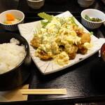 三六 - チキン南蛮定食